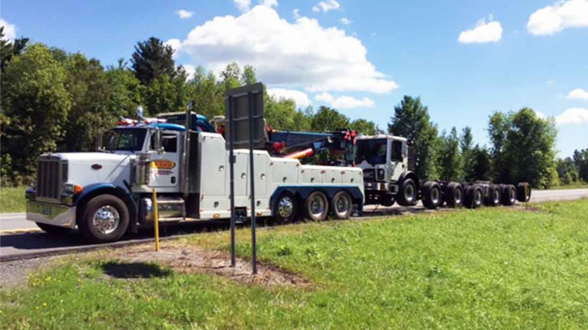 Vermont Heavy Towing Service