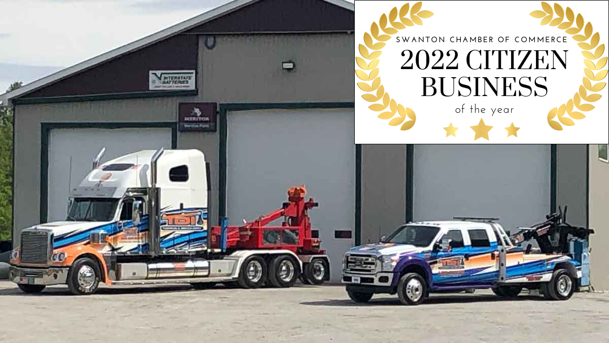 Heavy Truck Towing & Repair Vermont