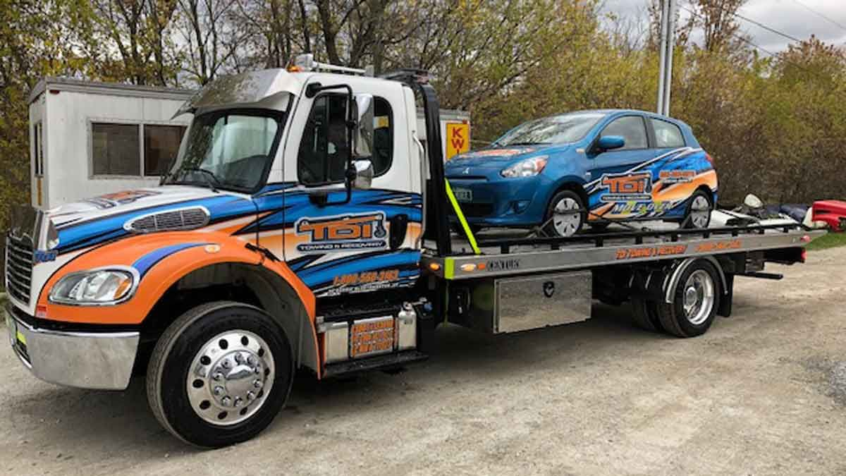 Vermont Towing Service