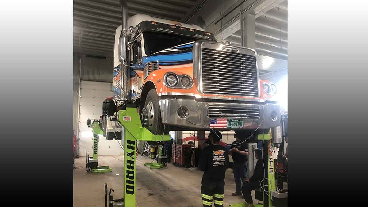 Commercial Truck Repair Vermont